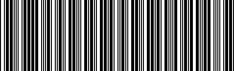 7310401005263